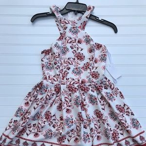 New B Darlin Jr Floral Dress